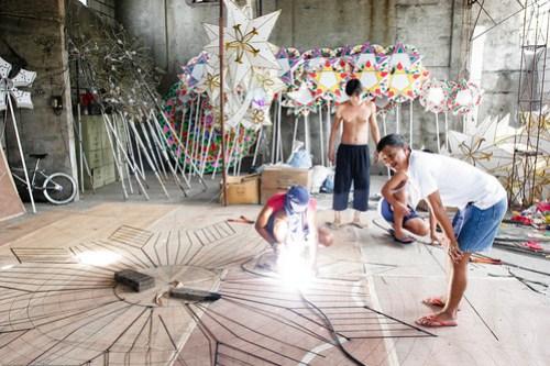 Roland Quiambao's Lattern Factory