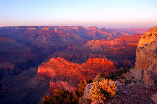 Sunset @ Hopi Point, Grand Canyon