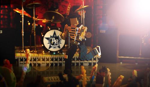 Dave Shaddix Rock Band