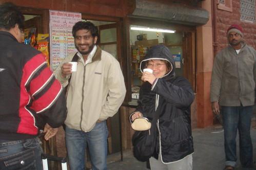 18 Hrs Jodhpur到了1-11來杯hot marshari tea