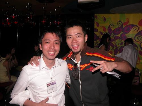 Daniel Ong & me