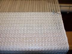 Tonight's weaving