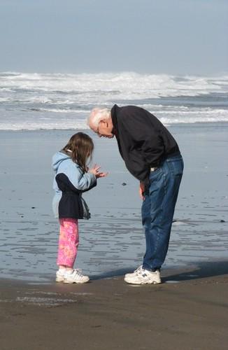 Dorothy and Grandpa