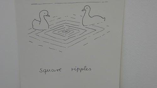 ArtBrussels 2008 - square ripples