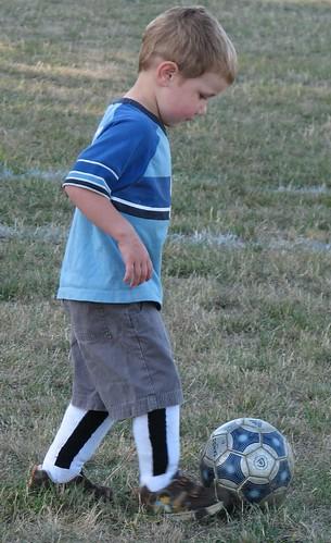 Jacob Soccer 2
