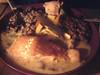 Olde Hansa - grilled salmon