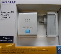 Netgear PowerLine HD Network Kit