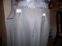 labeled skirt