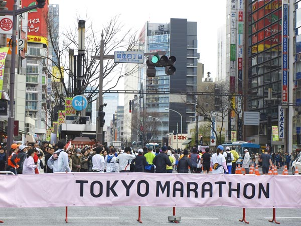 2008東京マラソン2