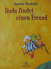 Dudu找到一個朋友。《 Dudu findet einen Freund》(德文)