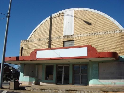 Old Theater, LaFayette AL