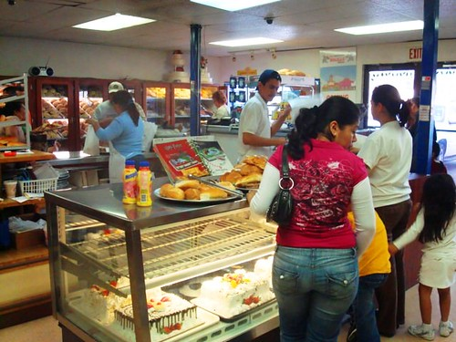 Panaderia Counter