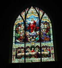 Christ Church Altar Window