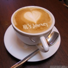 Cup - HL's Journey