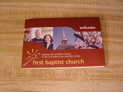 FBC brochure - front