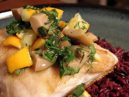 Dinner:  January 9, 2008