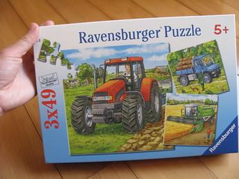 【拼圖】德國Ravensburger拼圖(3.5ys)