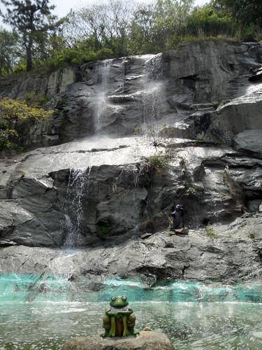 Wando's Waterfalls