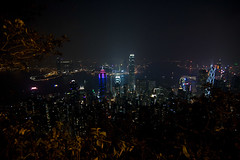IHongKong Skyline at night