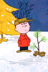 Charlie Brown Christmas Tree Shopping