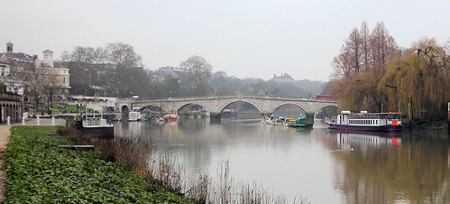 Richmond Bridge, by Jim Linwood