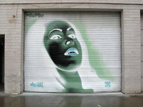 Graffiti de Mac