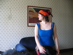 bamboo ballerina top