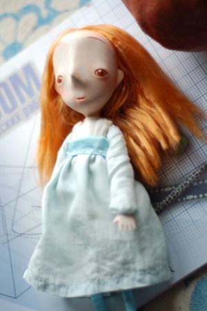 Вера ligreego Торохова, куклы