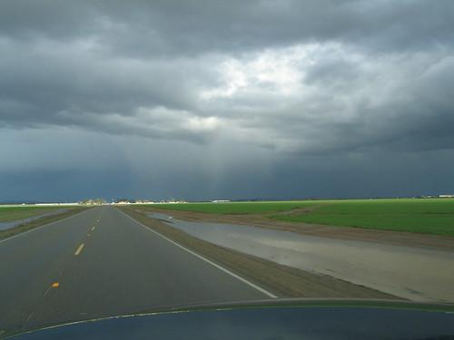 Day 02 - Rainy Highway