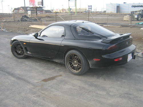 Mazda Rx-7 Ẽfini