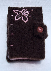 Hibiscus Needle Book