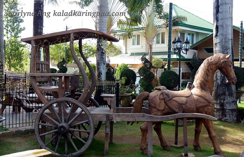 Kalesa in Baker's Hill, Puerto Princesa