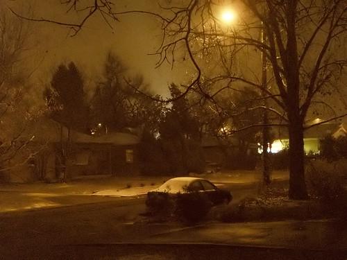 Under the Streetlight