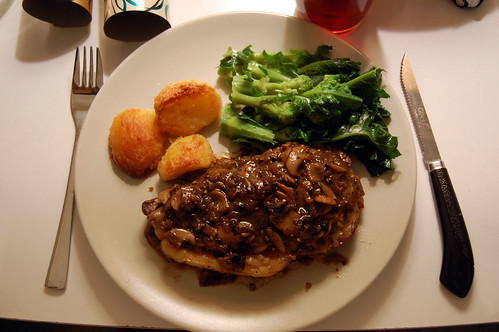 Christmas Day Steak