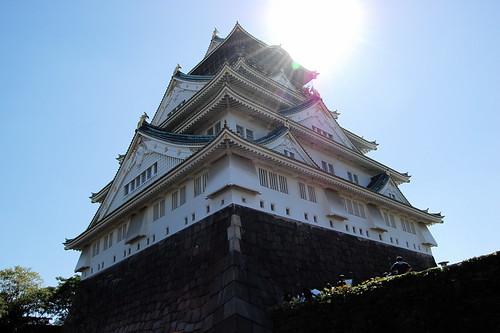Osaka Castle 8