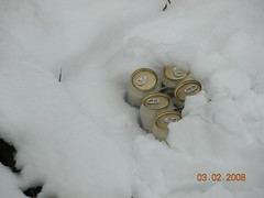how we keep beer cold in Oregon