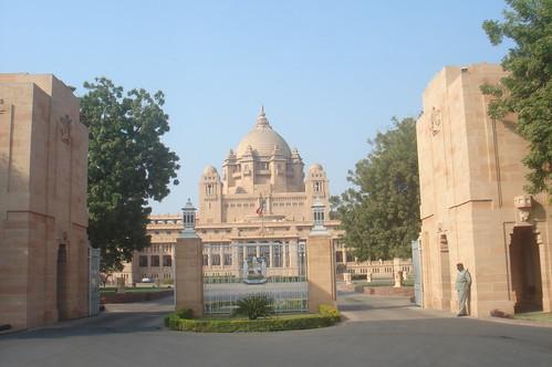 Umaid Bhawan Palace Museum1-1