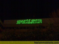 Speculator batseñal