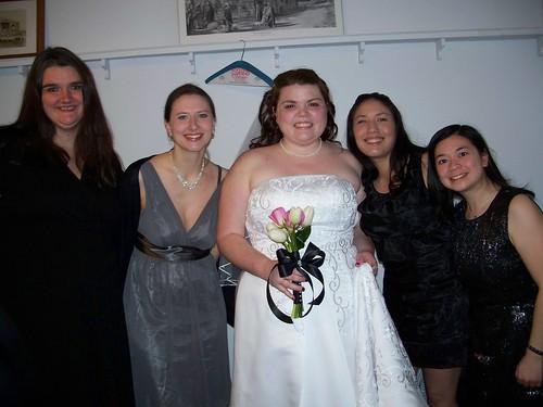The backup bridesmaids Pt. 2