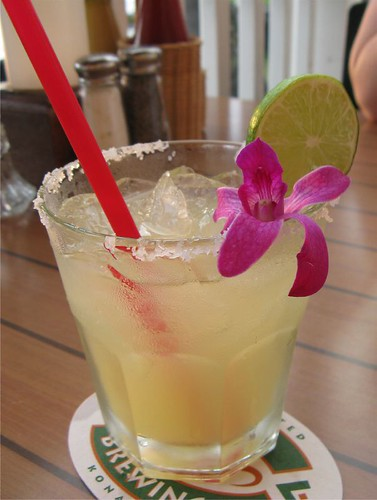 Canoe Club margarita
