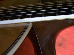Vintage Acoustic Guitar Repair : Harmony Sovereign H1260 (3/6)