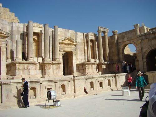 Theatre at Jerash
