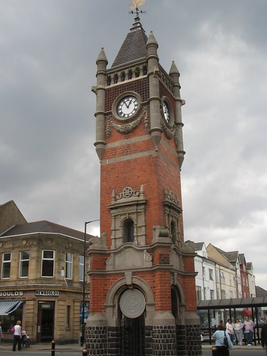 King Edward VII Memorial Clock, Redcar