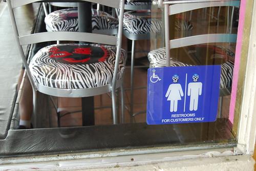 Luche Libre seats