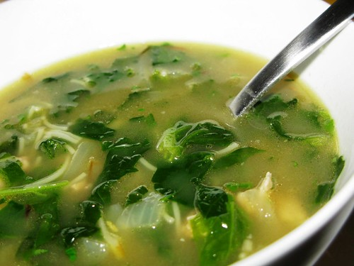 MexiMoroccan Chicken Soup