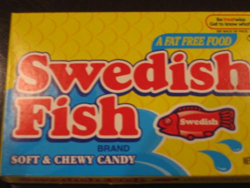 Swedish fat free fish ;-)