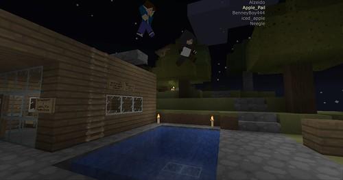 Minecraft - Jump!