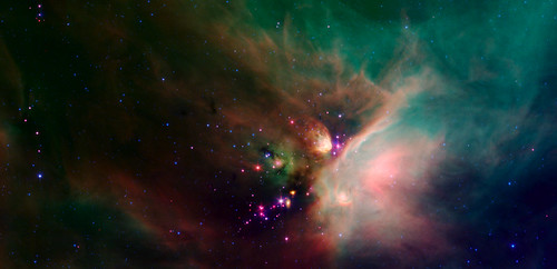 Rho Oph Cloud Star Forming Region