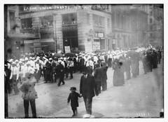 Labor union parade, NY., May 1, 1911 (LOC)