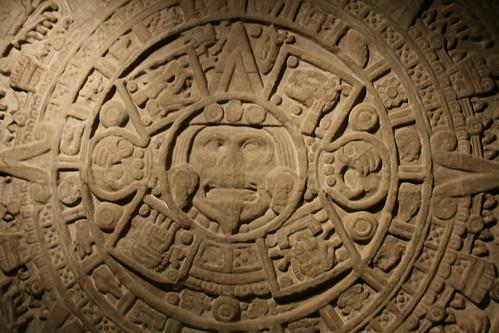 Aztec Plaque